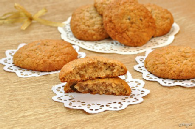 Biscuits d'avoine
